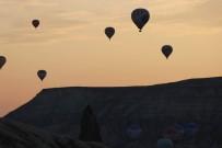 Kapadokya'da 4 Gündür Balon Turları Yapılamıyor