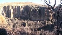 ZİYARETÇİLER - Kapadokya'nın Gözdesi Ihlara Vadisi'ne Ziyaretçi Akını