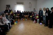 EDREMİT KÖRFEZİ - Lise Öğrencileri Engelleri Aşıyor