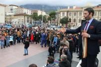 HAMSİ FESTİVALİ - Manisalılar Horona Ve Hamsiye Doydu