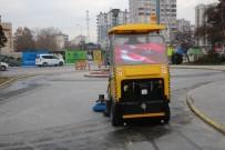 REFERANS - Melikgazi'de Elektrikli Süpürge Taksi Hizmete Girdi