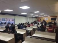 KUŞADASI BELEDİYESİ - Mesleki Yeterlilik Belgesi Sınavları Tamamlandı