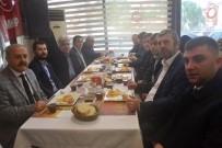 AHMET TEKIN - MHP'de Yeni Üyeler Basına Tanıtıldı