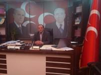 MHP Erzurum İl Başkanı Karataş Açıklaması 'Devlet Bahçeli'nin İsmini Ağzına Almak CHP'nin Haddi Değildir'