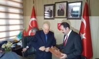 DEVLET BAHÇELİ - MHP Genel Başkanı Bahçeli Osmaniye'de