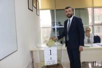 ÖMER ERDOĞAN - MMO Konya Şubesi Yeni Başkanını Seçti