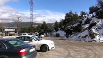 ÇATALCAM - Muğla'da Kar Keyfi