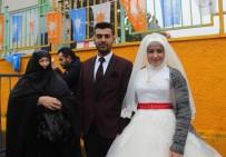 Nikahı Kıydılar, Erdoğan'a Koştular