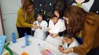 OTIZM - Otizmli Öğrenciler Bilimsel Deneylerini Sergiledi