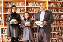 KEMOTERAPI - Kitap Bağımlısı Aile Bir Yılda 2 Bin Kitap Okudu