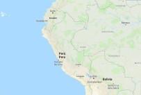ŞİLİ - Peru İçin Tsunami Uyarısı