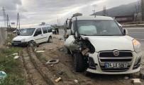 SİVİL POLİS - Polisler Ölümden Döndü