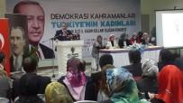 ZEKERİYA BİRKAN - Salman Açıklaması 'Kadınlarımız Partimizin Ve Ülkemizin Gücüne Güö Katıyor'