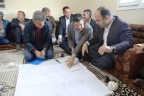 KARAKÖPRÜ - Şanlıurfa'da 61 Kırsal Mahallenin Su Sorunu Tarih Oluyor