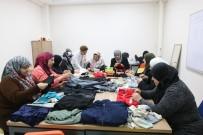 SIĞINMACI - Sığınmacı Kadınlar Geçici Eğitim Merkezi'nde Meslek Sahibi Oluyor