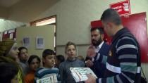 CAFER YıLMAZ - Soba Yangınları Artınca Eğitime Başlandı
