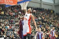 MILLER - Tahincioğlu Basketbol Süper Ligi Muratbey Uşak Açıklaması 100 - Trabzonspor Açıklaması 71