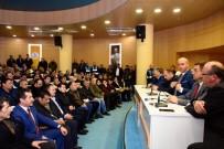 TAŞERON İŞÇİ - Tekkeköy Belediyesi Çalışanlarında Kadro Heyecanı