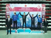 TEKVANDO - Tekvando Şampiyonasına Şahinbey Damgası