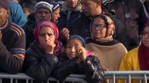 DEVRIM - Tunus'ta Devrimin Yedinci Yıl Dönümü