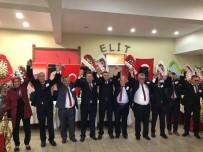 FATIH KıZıLTOPRAK - Türkiye'nin İlk Ve Tek Kadın Kahveciler Odası Başkanı Yeniden Seçildi