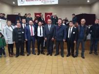 ALI ASLAN - Yenice Esnaf Ve Sanatkarlar Odası Başkanlığı Seçimini Cengiz Erdem Kazandı