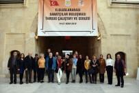 10 ülkeden gelen 24 ressam Tarsus'ta buluştu