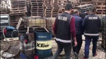 Adana'da Kaçak Yakıt Operasyonu