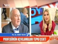 AHMET ERCAN - Ahmet Ercan o sözleri hakkında konuştu
