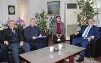 BELEDİYE MECLİSİ - AK Parti'li Özdağ'dan Saruhanlı'ya Doğalgaz Müjdesi