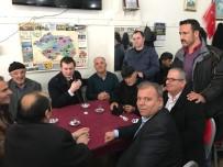 ODUNPAZARI - AK Parti Odunpazarı İlçe Başkanı Doğan'dan Mahalle Ziyareti