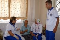 SOSYAL PROJE - Akdeniz'in 'Evde Bakım Hizmetleri' Başarıyla Sürüyor