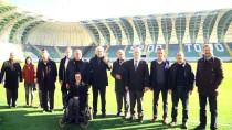 MUSTAFA HAKAN GÜVENÇER - Akhisarspor İkinci Yarıda Maçlarını Yeni Stadında Oynayacak