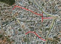 ALİ ÇETİNKAYA - Ali Çetinkaya Caddesi Trafiğe Kapanıyor