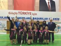 YOZGAT - Analig Voleybol Grup Müsabakaları Nevşehir'de Düzenlendi