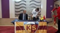 KAYSERISPOR - Artem Kravets, Kayserispor'da