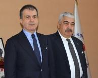 ADANA VALİSİ - Bakan Çelik'ten Kozan Belediyesi'ne Ziyaret