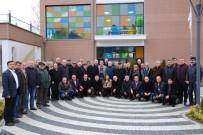 FUTBOL SAHASI - Bartın Belediye Başkanı Akın Muhtarlarla Bir Araya Geldi