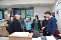 Başkan Albayrak'tan Kaymakam Kılıç Ve Hastalara Ziyaret