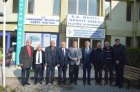 ESNAF VE SANATKARLAR ODASı - Başkan Çerçi'den İşini Büyütmek İsteyen Esnafa Yeni Proje