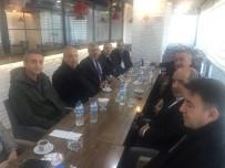 BELEDİYE BAŞKAN YARDIMCISI - Başkan Kutlu Birim Müdürleriyle Değerlendirme Toplantısı Yaptı
