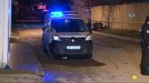 SİLAHLI SALDIRI - Başkent'te Restorana Silahla Girmeye Çalışan Şahıslar 2 Kişiyi Yaraladı
