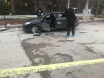 POMPALI TÜFEK - Başkent'te Silahlı Saldırı Açıklaması 1 Yaralı