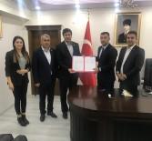SAVAŞ KONAK - Bem Bir-Sen'den, Silopi Belediyesine Ziyaret