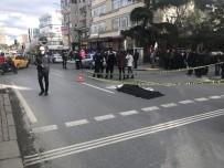 BEŞİKTAŞ - Beşiktaş'ta Beton Mikseri Dehşeti Açıklaması 1 Ölü