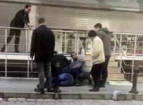 BOSTANCı - Beşiktaş'ta Silahlı Kavga Açıklaması 1 Yaralı