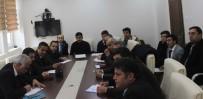 SU ÜRÜNLERİ - Bitlis'te 'Buzağı Ölümlerinin Önlenmesi' Toplantısı