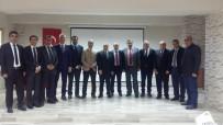 ANADOLU LİSESİ - Bitlis'te 'Öğretmen Ve Medeniyet' Konferansı
