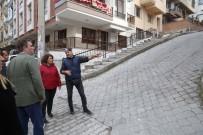 BUCA BELEDİYESİ - Buca'nın Sokakları Yenileniyor