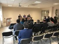 HÜSEYIN ÖNER - Burhaniye'de 'Sporda Yetenek 10'La Gelecek, Onlarla Gelecek' Koordinasyon Toplantısı